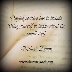 The Art of Staying Positive: Appreciate More   Libero