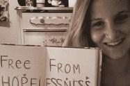 Sarah: Free from Hopelessness   Libero Magazine