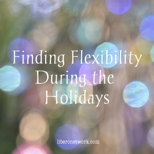 Managing Anxiety During the Holidays | Libero 5