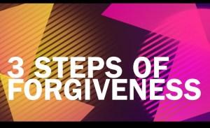 Video: 3 Steps of Forgiveness | Libero