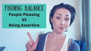People Pleasing vs. Being Assertive | Libero Magazine