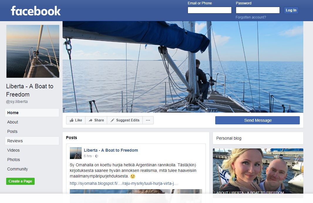 Liberta Facebook 0218