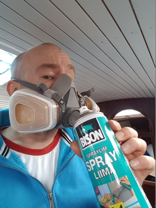 Taking a sniff - Liberta.fi