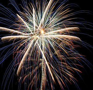 fireworks for halloween and bonfire night