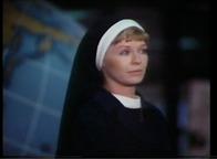Susannah York as nun