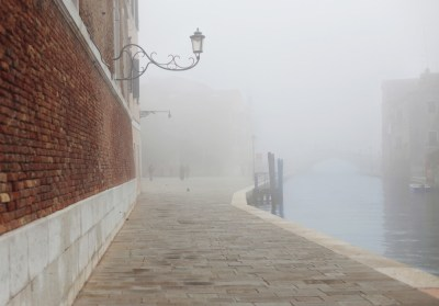 Editor-author relations like fog in Venice