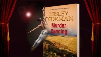 Murder Dancing by Lesley Cookman