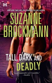 cover Tall Dark and Deadly