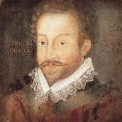 Sir Francis Drake for adventurer workshops