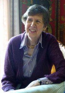 Elizabeth Hawksley, my collaborator