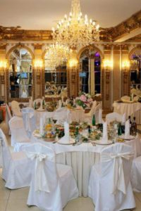 Wedding Planner ideal Reception venue