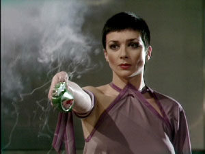 antiheroes or villains? Servalan in Blake's 7