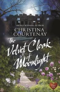 cover Velvet Cloak of Moonlight by christina courtenay