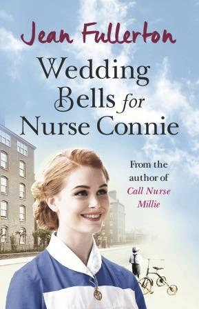 cover Jean Fullerton Wedding Bells for Nurse Connie