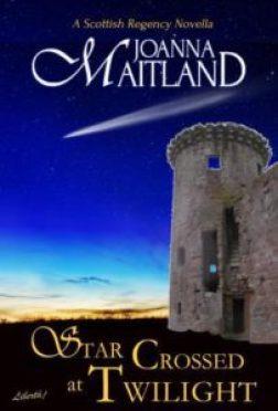 written in secret? star crossed at twilight by Joanna Maitland