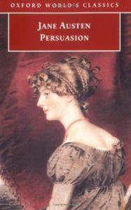 Jane Austen, Persuasion, cover