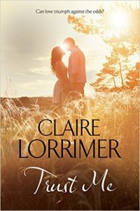 "cover of ""Trust Me"" by Claire Lorrimer"