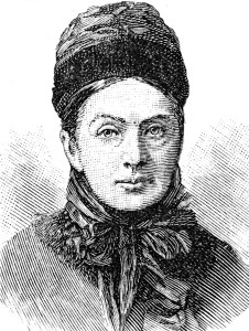 Isabella Bird, inspiration for Sophie Page heroine Bella