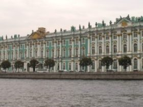 St Petersburg - Winter Palace