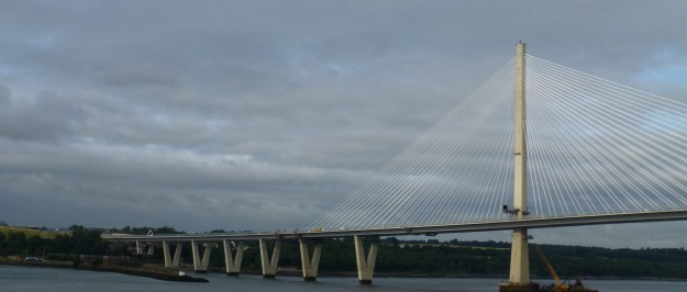 Forth bridge #3 the Queensferry Crossing