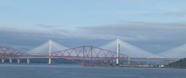 Three Forth bridges of 19th 20th 21st centuries