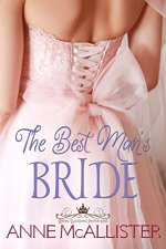 female images on covers: The Best Mans Bride