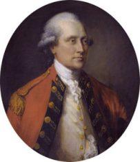 5th Duke of Argyll who raised the 91st Regiment