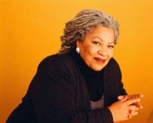 Toni Morrison satisfying her inner reader