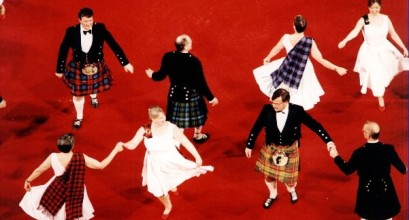 highland dancing as practised by regiments