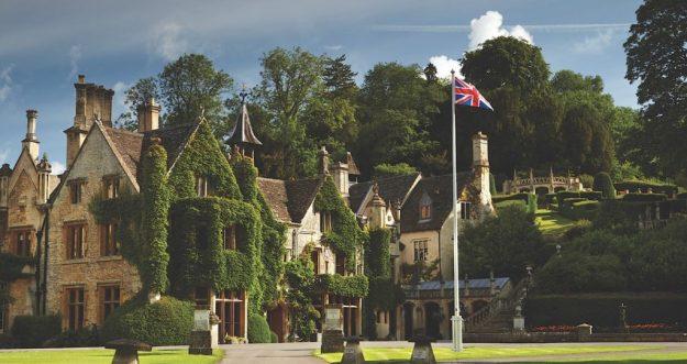 Manor of hero
