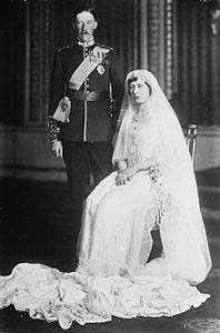 Royal Wedding 1922
