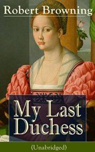 My Last Duchess subtext