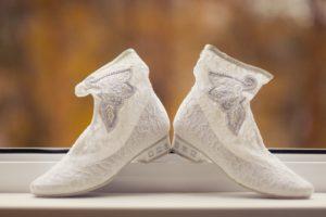 bridal ankle boots, Royal Wedding
