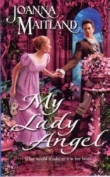 cover My Lady Angel by Joanna Maitland