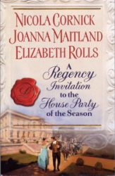 Cover A Regency Invitation by Cornick Maitland and Rolls