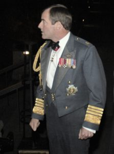 Royal Air Force Mess Dress (ACM Sir Glenn Torpy)