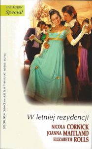 A Regency Invitation, Edition in Polish