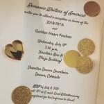 Romance Conference Diary RITA invitation