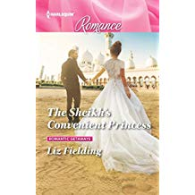 Cover Sheikh's Convenient Princess by Liz Fielding