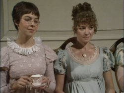 female images: Mary Bennet and Kitty Bennet