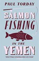 odd titles in fiction: Salmon Fishing in the Yemen