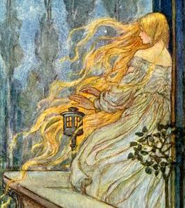 Fictional Blondes Rapunzel