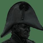 bicorne hate silhouette naval officer