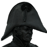 bicorne hate silhouette naval officer