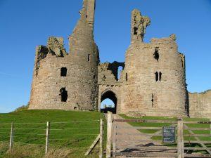 Gatehouse of Dunstanburgh Castle