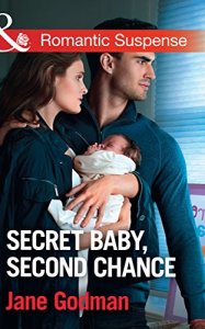 Cover of Secret Baby, Second Chance by Jane Godman
