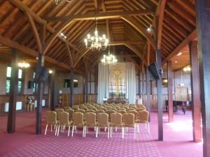 Swanwick chapel