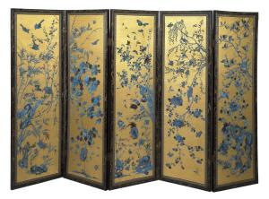 chinese screen © Victoria & Albert Museum, London