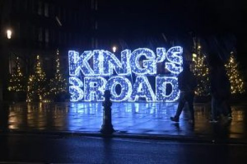 Kings Road Christmas Lights