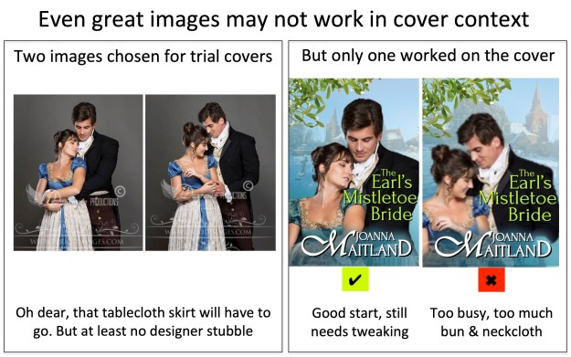 images tested in covers and rejected